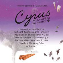 Cyrus 9 : L'encyclopédie qui raconte