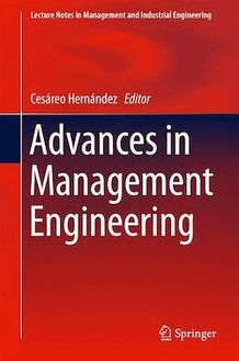 Advances in Management Engineering