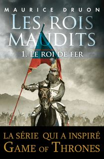 Les rois maudits - Tome 1 - Maurice DRUON