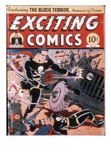 Exciting Comics 026 (fiche) de  - fiche descriptive