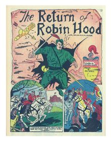 Return of Robin Hood Archive (Dell) -fixed