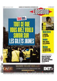 Libération du 15-12-2018