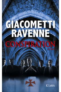 Conspiration de Eric Giacometti et Jacques Ravenne - fiche descriptive
