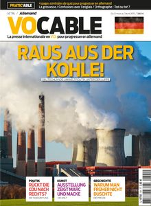 Magazine Vocable - Allemand - 21 mars au 03 avril 2019