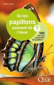 Où les papillons passent-ils l'hiver ? de Patrice Leraut - fiche descriptive