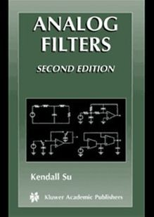 Analog Filters. Second Edition