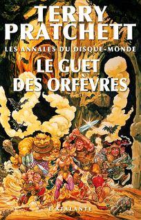 Le Guet des Orfèvres - Patrick Couton, Terry Pratchett