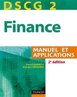 DSCG 2 - Finance - 2e éd.