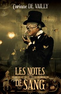 Les notes de sang - Corinne De Vailly