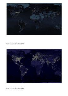 cours sur les dynamiques de la population en Chine - cours de géographie 5e