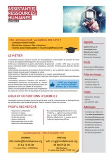 Assistant ressources humaines -