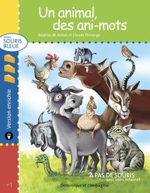 Un animal, des ani-mots - version enrichie