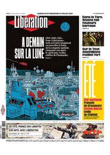 Libération du 20-07-2019