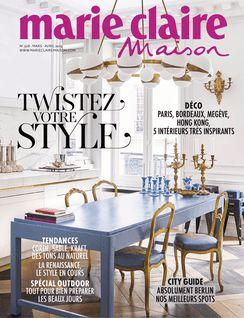 Marie Claire Maison du 08-03-2019