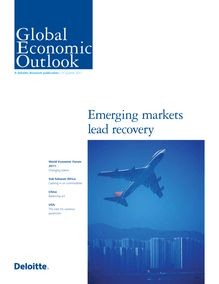 Emerging markets lead recovery