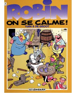 Robin - On se calme !