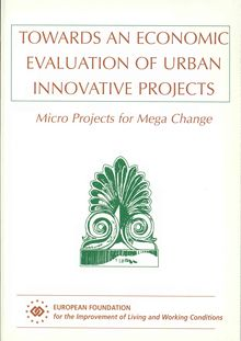 Towards an economic evaluation of urban innovative projects