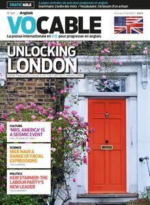 Magazine Vocable Anglais -  Du 14 au 27 mai 2020