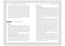 Analyse Tartuffe : Acte III, Scène 2