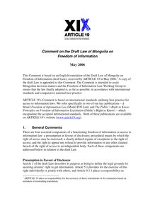 1 multipart xF8FF 2 Mongolia FOI comment May06