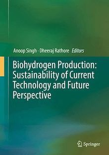 Biohydrogen Production: Sustainability of Current Technology and Future Perspective