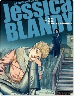 Jessica Blandy - Tome 22 - Blue Harmonica - Jean Dufaux
