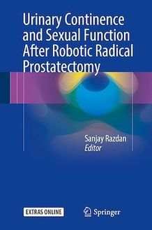 Urinary Continence and Sexual Function After Robotic Radical Prostatectomy
