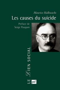 Les causes du suicide - Maurice Halbwachs