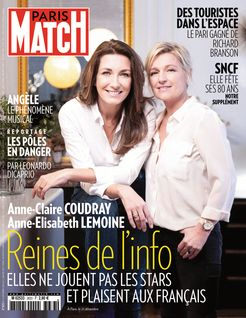 Paris Match du 26-12-2018 - Paris Match
