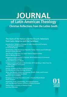 Journal of Latin American Theology, Volume 15, Number 1