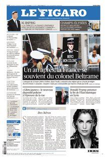 Le Figaro du 23-03-2019 - Le Figaro