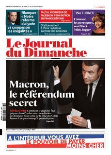Le Journal du Dimanche du 03-02-2019 - Le Journal du Dimanche