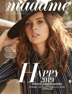 Le Figaro Madame du 28-12-2018 - Le Figaro Madame