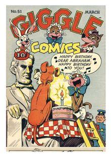Giggle Comics 051 de  - fiche descriptive