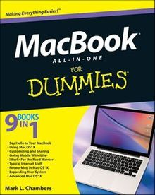 MacBook All-in-One For Dummies®