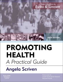 Promoting Health: A Practical Guide - E-Book