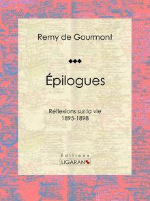 Épilogues de Ligaran, Remy de Gourmont - fiche descriptive