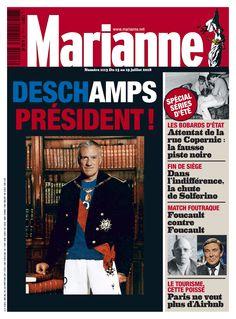 Marianne du 16-07-2018 de Marianne - fiche descriptive