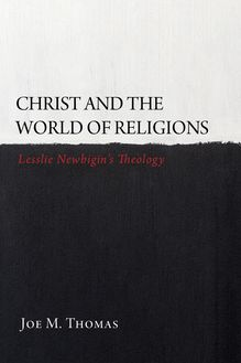 Christ and the World of Religions