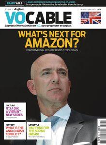 Magazine Vocable Anglais n°844 - du 18 au 31 mars 2021
