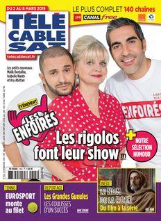 Télécâble Sat Hebdo du 28-02-2019 - Télécâble Sat Hebdo