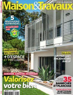 Maison et Travaux du 06-07-2018 de Maison et Travaux - fiche descriptive