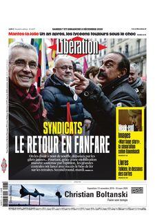 Libération du 07-12-2019