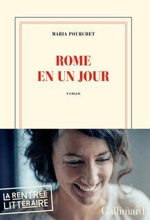 Rome en un jour - Maria Pourchet
