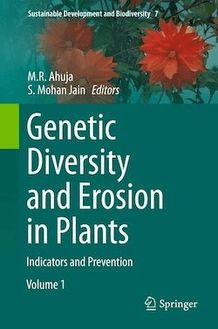 Genetic Diversity and Erosion in Plants