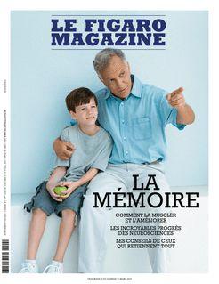 Le Figaro Magazine du 22-03-2019 - Le Figaro Magazine