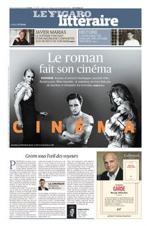 Figaro Littéraire du 19-09-2019 - Figaro Littéraire