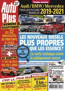 Auto Plus du 02-04-2019 - Auto Plus