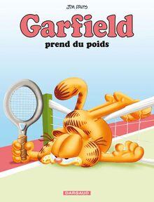 Garfield - Tome 1 : Garfield prend du poids