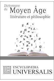 dictionnaire du moyen age litterature et philosophie